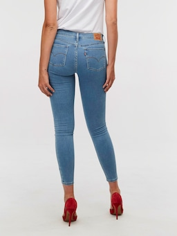 Levis 710 Super Skinny Indie Light