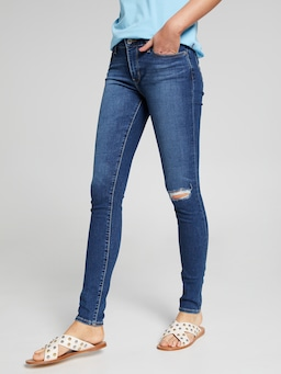 Levis 711 Skinny Paris Lights