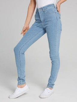 Levis 721 High Rinse Skinny San Francisco Sunset