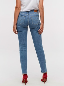 Levis 314 Shape Straight Berlin Dream