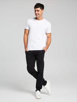 Levis Slim Taper Chino Black