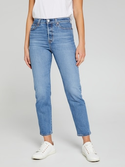 Levis Wedgie Straight In Jive Blue