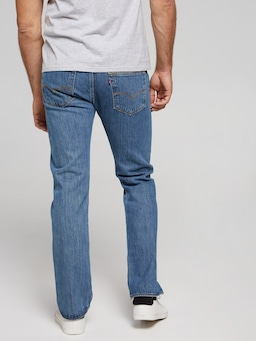 Levi's 501 Original Straight Medium Stonewash Jean