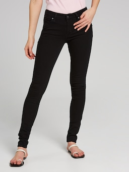Levi's 711 Skinny Jean In Black Sheep