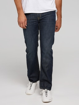 Levi's 516 Straight Jean In Rinse
