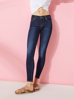 Levis 710 Super Skinny In Wandering Mind