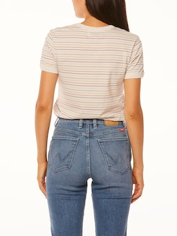 Wrangler These Days Tee Multi Stripe