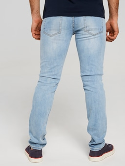 Stretch Skinny Straight Leg Jean