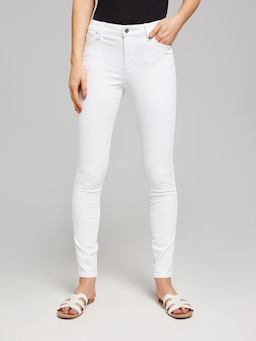 Riders By Lee Mid Vegas Jean In True White