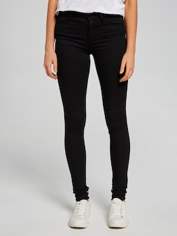 Mavi Alissa Skinny Jean In Stay Black Gold Reform