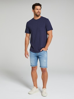 Short Sleeve Weekend Fit Tee