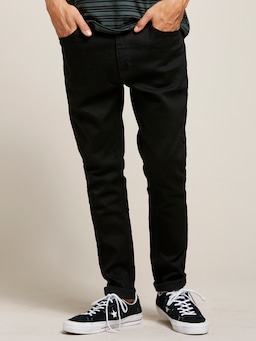 Lee Z-Two Taper Slim Black