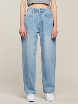 Lee Jeans High Baggy Delirium Blue
